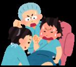 【妊娠後期~出産】予定日を超過して、陣痛促進剤を打って3日後に出産!