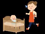 【妊娠後期~生後4ヶ月】災害時に慌てても何もできない!?だからこそ今こそできる『おうちの整え方』