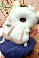 【生後7ヶ月~1歳】後ろにこけちゃう!見た目も可愛い!安全に頭を守れるアイテム♪