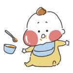 【生後7か月】オンラインでも参加OK《近江八幡市》離乳食教室「中・後期」コース開講♪<10/14>