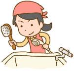 【妊娠後期~3歳】育児中は家事、楽しちゃいませんか?お風呂掃除が画期的に楽になるアイテムを大公開☆