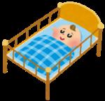 【生後0ヵ月~1歳】比べてみた!寝かしつけ☆添い乳なしvs添い乳ありの眠りの深さを調査!