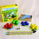 【 1歳〜 】コミュニケーション能力アップ!「はじめてのゲーム・果樹園」子どもから大人まで、みんなで遊べます♫