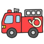 【1歳〜3歳】プレゼントにもぴったり!名入れもできる木の知育消防車