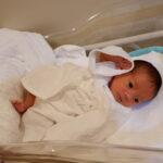 【妊娠後期】入院中、ぜひ全身の写真も残しておくと後で記念に!