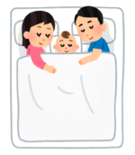 【生後0ヵ月~3歳】夏の暑い日!寝る時のエアコンはどうしてる!?温度をパパに合わせるか子どもに合わせるか・・我が家はこうしました。