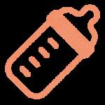 【0歳〜1歳】哺乳瓶の消毒にはレンジ消毒がお手軽でおすすめです!「ドリームコレクション」