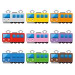 【1歳〜3歳】電車、踏切好きの子どもへ買ってよかった本No.1!「のりたいな でんしゃとくべつごう 作: 視覚デザイン研究所」