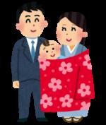 【生後1ヵ月】赤ちゃんの初イベント♪お宮参り☆祝い着の無料レンタルも利用しました♪我が家のお宮参りの様子をご紹介します☆