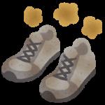 【0歳~3歳】ドロドロの子ども靴。ウタマロ石鹸を使うと汚れがとれて、更に除菌・消臭効果もありますよ♪