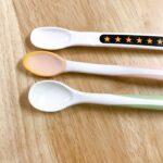 【生後5ヶ月〜1歳】離乳食スプーンはひとつではなくて数種類使い分けるのがおすすめ!それはなぜ、、、?