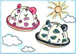【生後6ヶ月~3歳】豊富なサイズ展開!西松屋の「耳付き帽子」のご紹介♪
