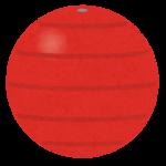【妊娠中〜3歳】これで一石二鳥!? DAISOに売ってる あのボールがママの味方!授乳やストレッチなど良い仕事をします♪
