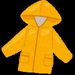 【1歳〜3歳】雨の日に外出するなら「kids foret」のレインコートが便利です♪