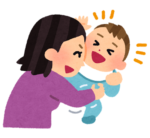 【0歳〜1歳】出産準備の定番品!「えらべる回転6WAYジムにへんしんメリー」1歳ごろまで長く使えますよ!