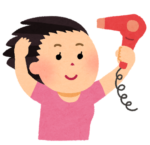 【1歳〜3歳】髪の毛が長めのお子様におすすめ!もちろんママにも!「Dyson Supersonic Ionicヘアドライヤー」
