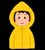 【1歳〜3歳】雨の日のお出かけにママもレインコートがおすすめです。片手をあけて子供の安全を守りましょう!