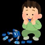 【7ヵ月~1歳半】動き出したら要注意!!部屋の中にある危険な物たち。