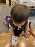 【1歳】豊郷にある「kyokado」で一升餅を買うと選び取りカードが無料でプレゼントしてもらえます♪