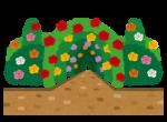 【1-3歳】たくさんのお花に囲まれる経験を♪びわ湖大津館のイングリッシュガーデンは何度訪れても楽しいおでかけスポット♪
