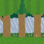 【0歳〜3歳】栗東には大自然豊かな森があります♪観察の森で植物や動物にふれてみませんか。