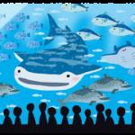 【0歳〜3歳】滋賀県から一歩足を伸ばして夏も涼しい水族館で遊びませんか?