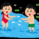 【0歳〜3歳】堅田で水遊びができる穴場スポットご紹介します♪地元の特産品・お土産コーナーもありますよ。