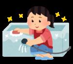 【妊娠初期〜3歳】忙しいママの味方!お風呂掃除が楽々できちゃう♪これなら腰が痛くない!浴槽も傷つきにくい!オススメ バススポンジ☆